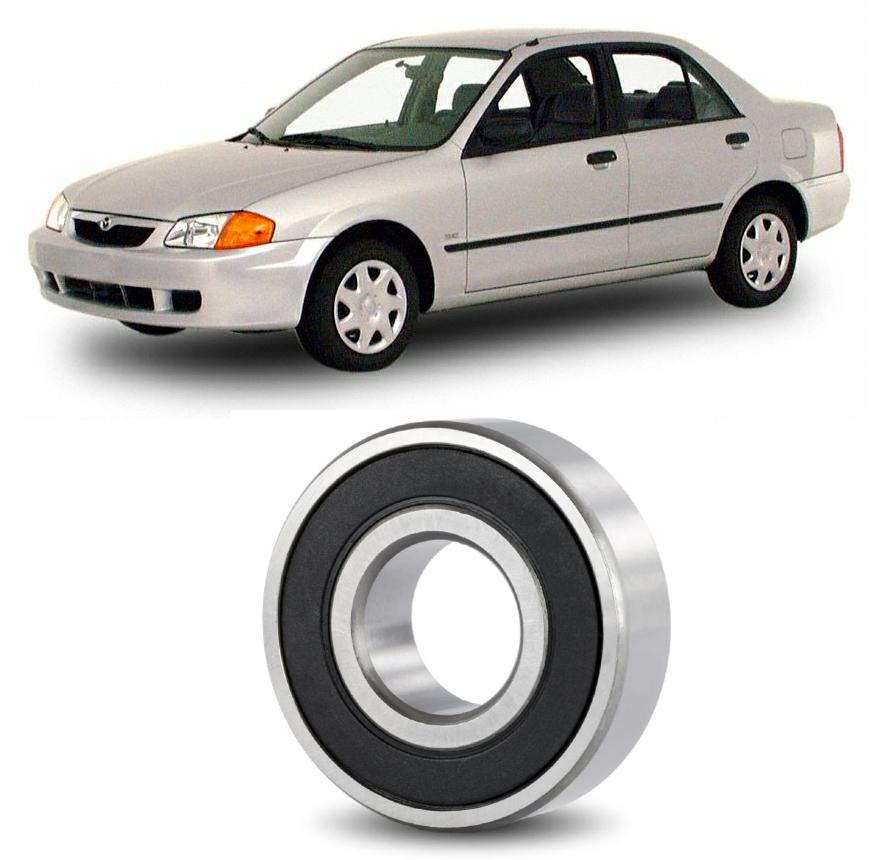 Rolamento eixo volante Mazda Protege 1991 ate 2001