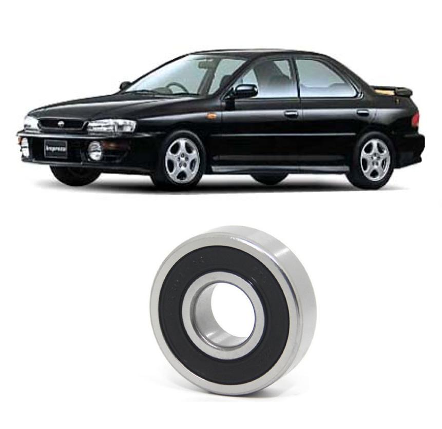 Rolamento Eixo Volante MotorSubaru Impreza 1993 até 1999