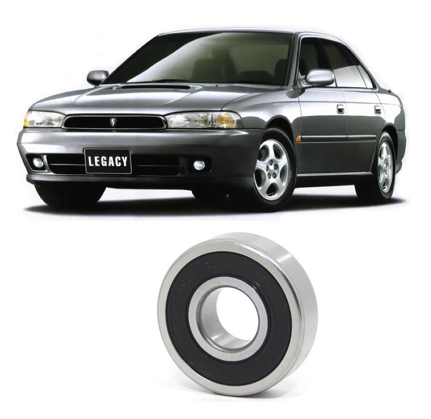 Rolamento Eixo Volante MotorSubaru Legacy 1993 até 1999