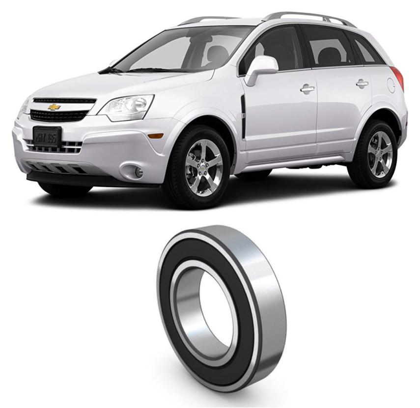 Rolamento Semi Eixo Chevrolet Captiva 2008 até 2013 AWD