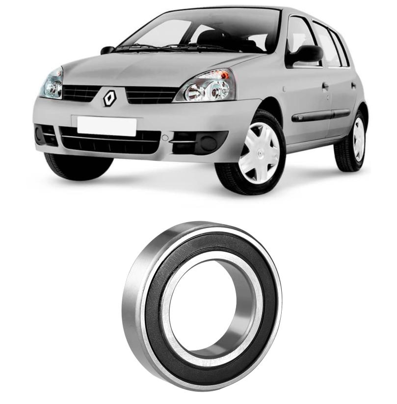 Rolamento Semi Eixo Renault Clio de 2000 até 2014