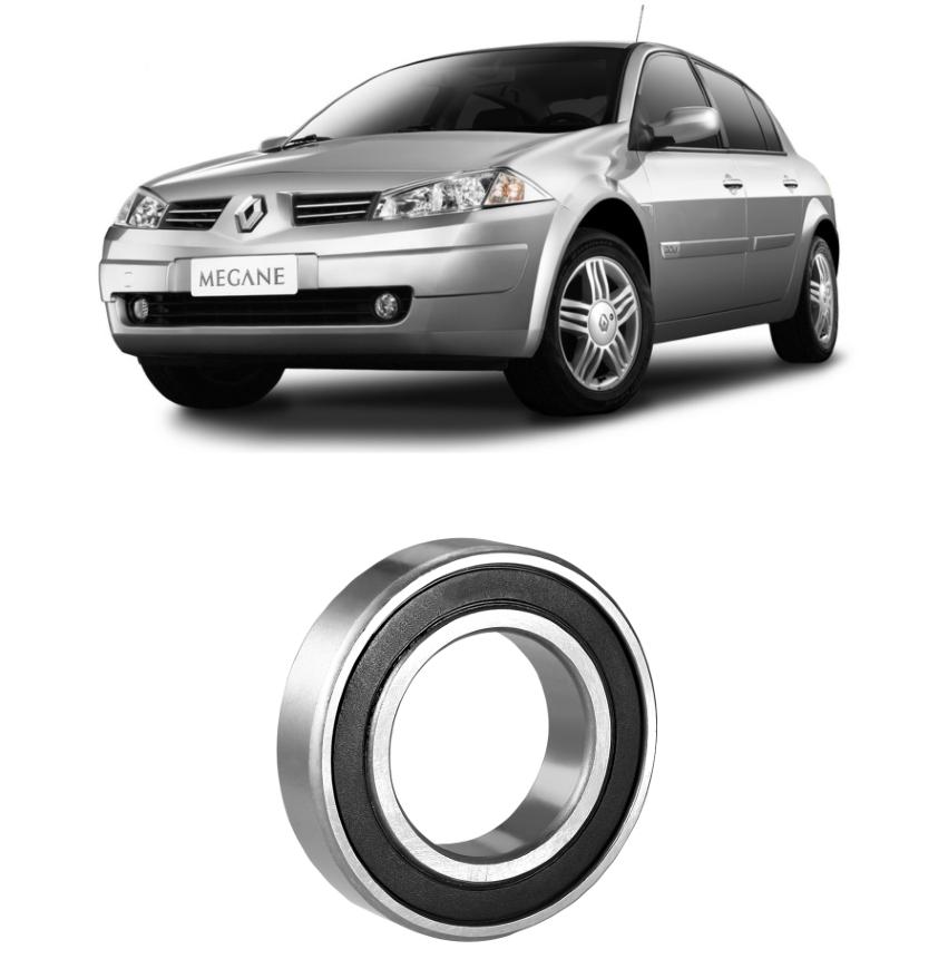 Rolamento Semi Eixo Renault Megane de 2006 até 2012