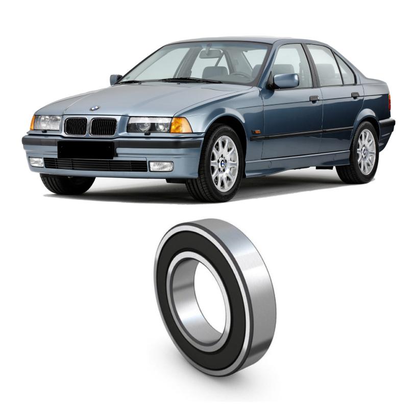 Rolamento Suporte Eixo Cardan BMW 320i de 1990 até 1997