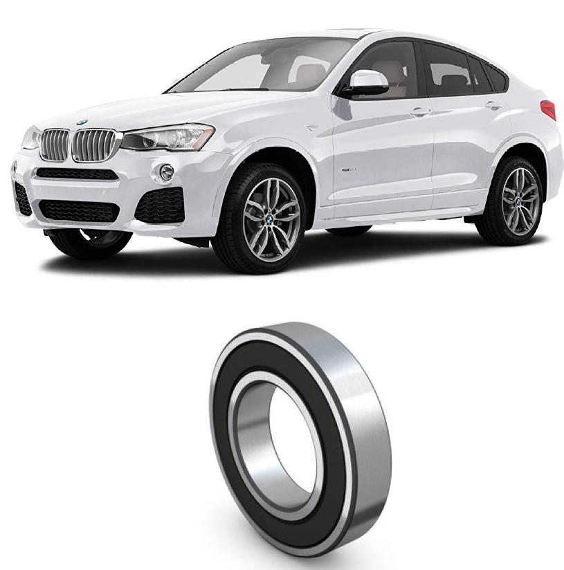 Rolamento Suporte Eixo Cardan BMW X4 de 2014 até 2019