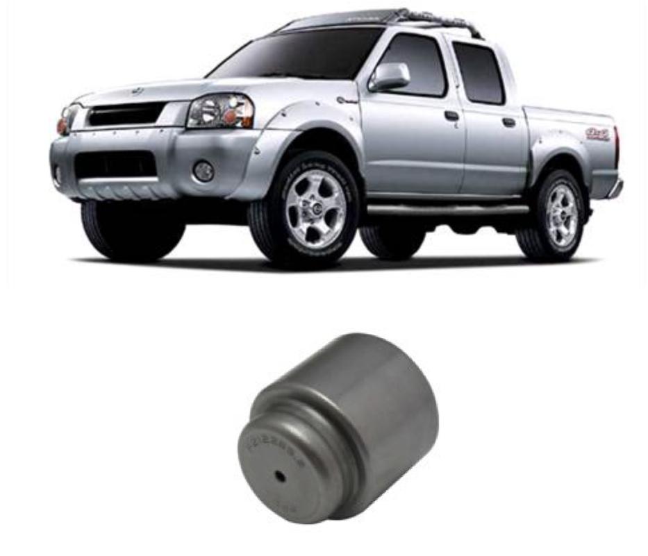 Rolamento Volante Motor Nissan Frontier (2.8TD) de 2002 até 2008