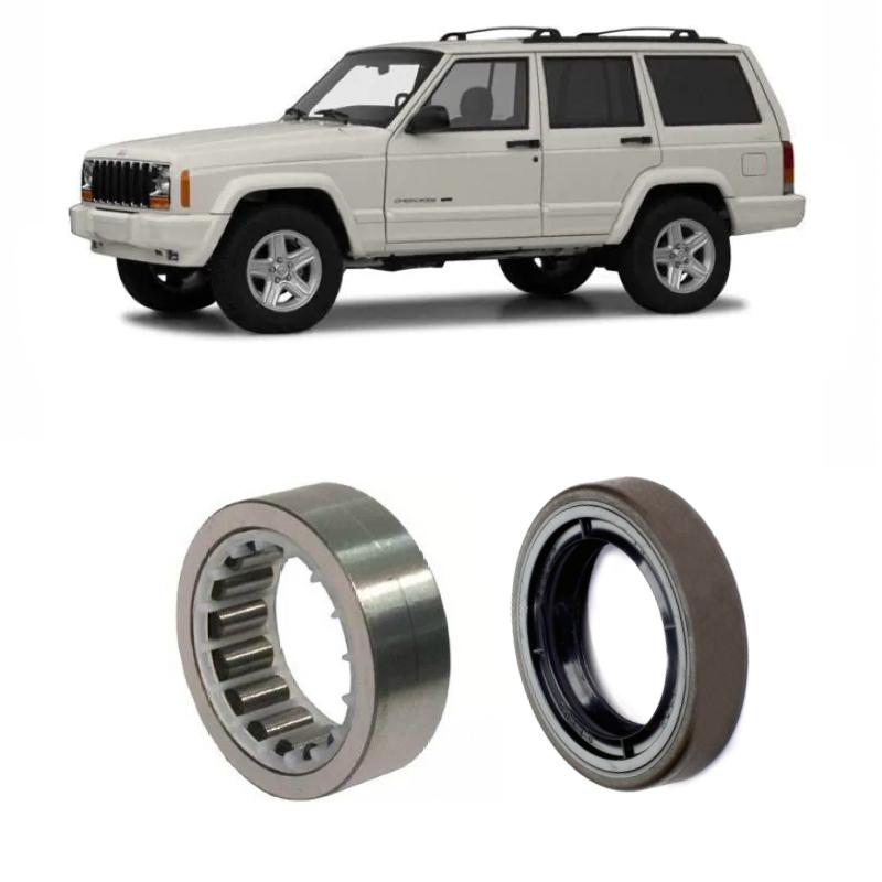 Rolamentos de roda traseira Jeep Cherokee de 1991 até 2001