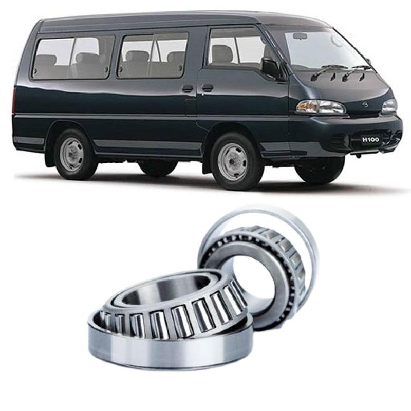 Rolamentos Roda Dianteira Hyundai H100 1993 até 2004