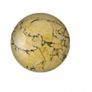 Pedra Howlita Amarela