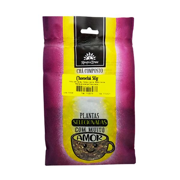 Chá Composto Chocochá 50g