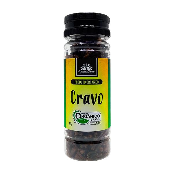 Cravo da Índia orgânico 50g