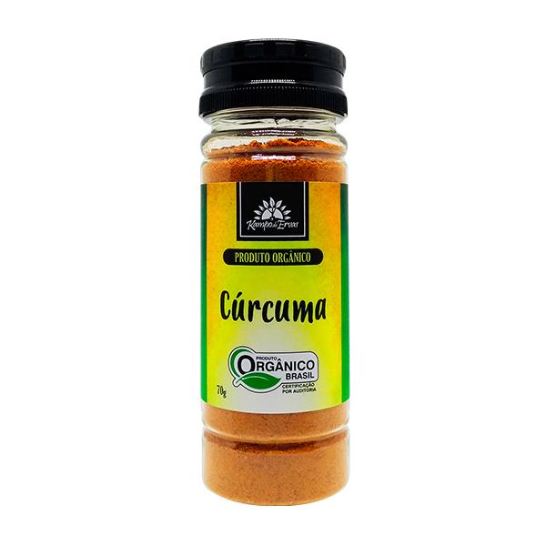 Cúrcuma (pó) orgânica 70g
