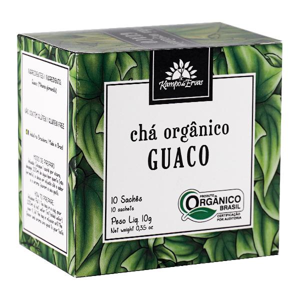 Guaco orgânico sachê (10 unid.)