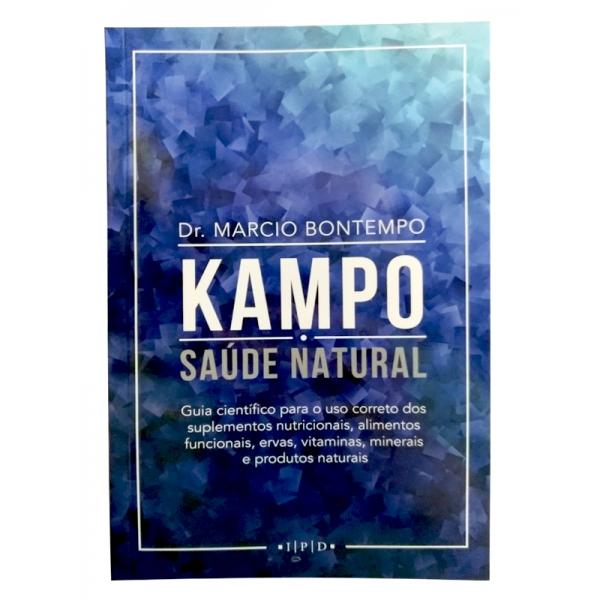 Livro Kampo Saúde Natural