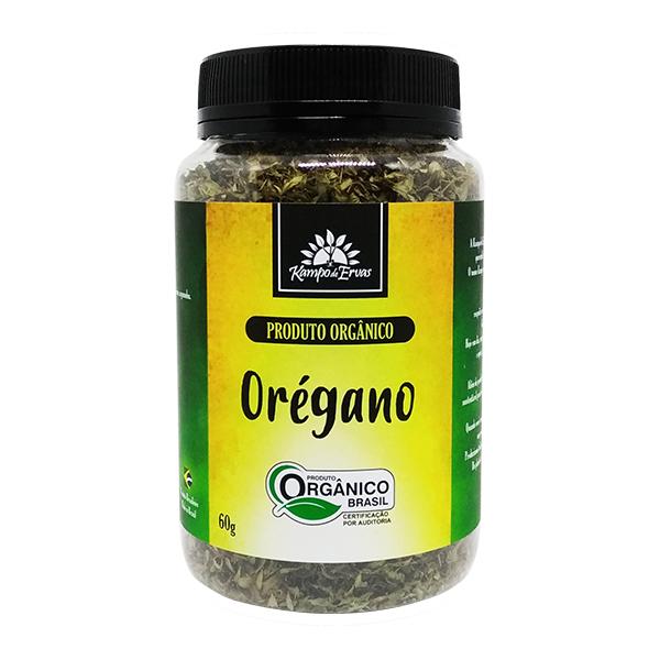 Orégano orgânico 60g
