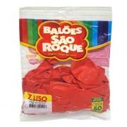 BALAO SAO ROQUE 7 C/ 50 (VERMELHO QUENTE)