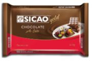 CHOCOLATE GOLD BARRA AO LEITE  2,1 KG