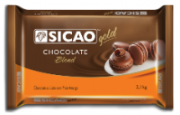 CHOCOLATE GOLD BARRA BLEND 2,1 KG