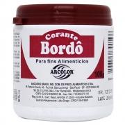 CORANTE PO 100 GR (BORDO)