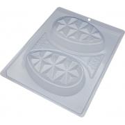 FORMA ESPECIAL SILICONE TABLETE OVO 3D 10062