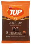 H.TOP GOTAS MEIO AMARGO 1.050 KG  102062