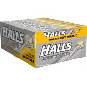 HALLS PRATA-MENTA C/ 21 UND
