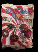 PIRULITO BIG POP CHICLE CEREJA C/50 UNID
