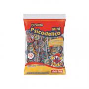 PIRULITO PSCODELICO COLORIDO C/25 UNID