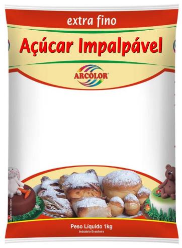 AÇUCAR IMPALPAVEL ARCOLOR 1K