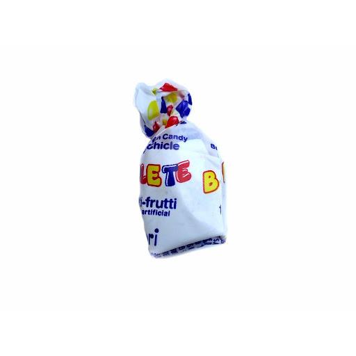 BALA BOLETE CHICLETE TUTTI FRUTTI C/600G
