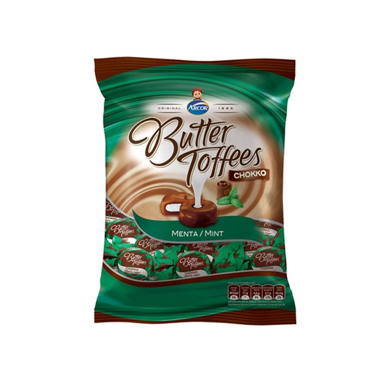 BALA BUTTER TOFFEES CHOCO/MENTA C/500G