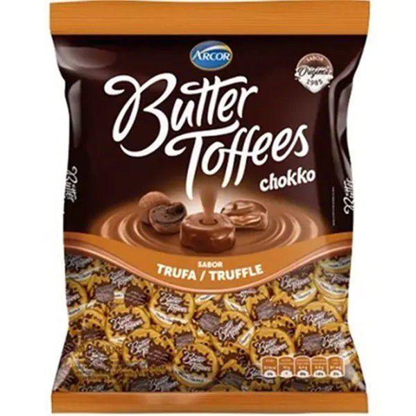 BALA BUTTER TOFFEES TRUFA C/500G
