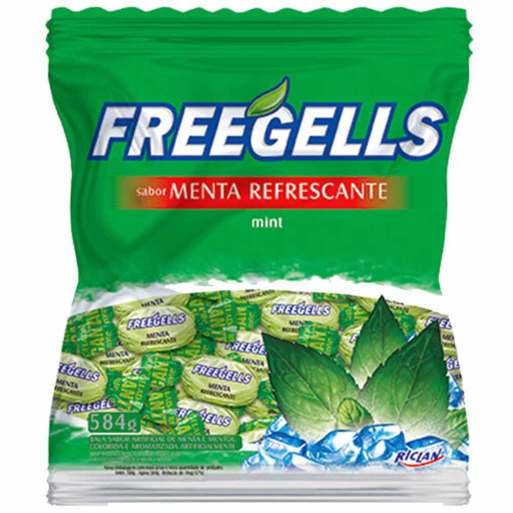 BALA FREEGELLS MENTA C/584G