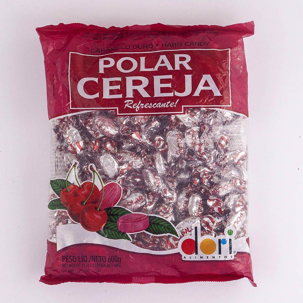 BALA POLAR CEREJA 600 G