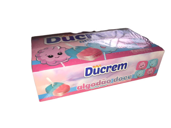 DUCREM ALGODAO DOCE 48 UNID 10709