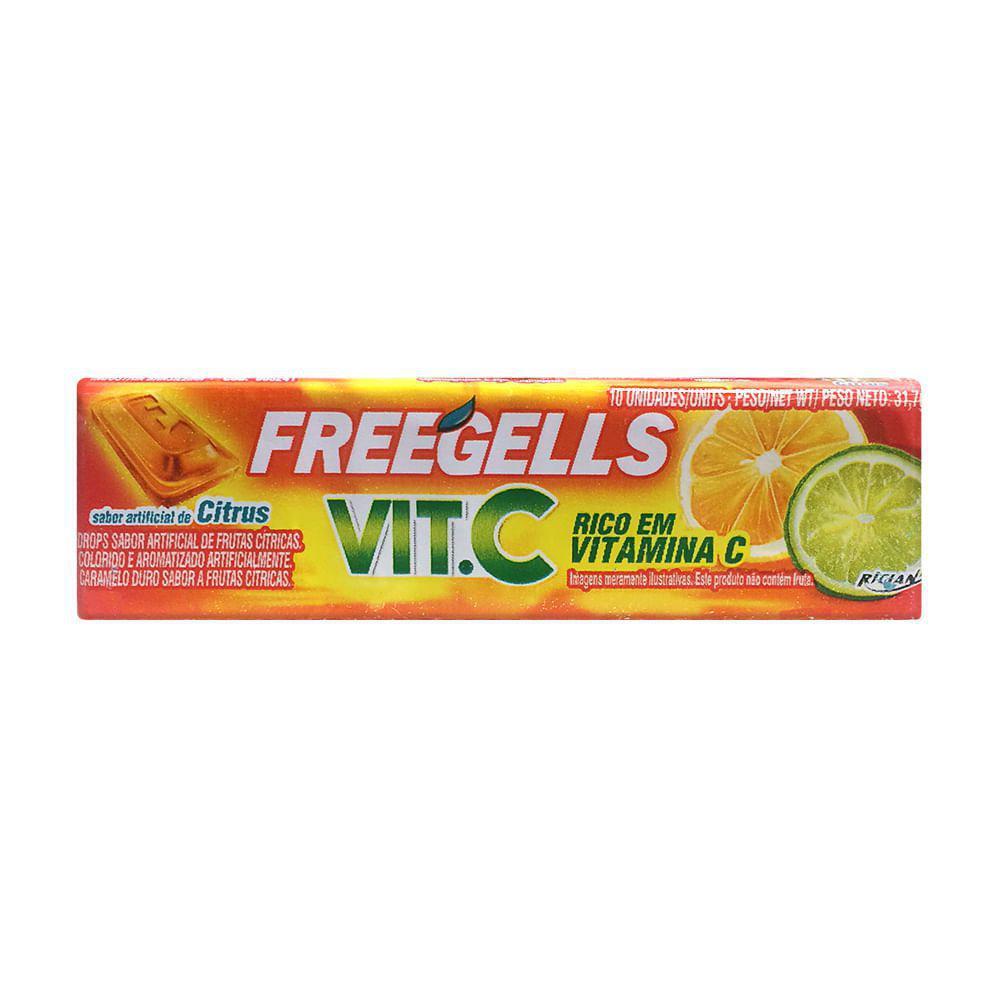 FREEGELLS C/12 VIT C