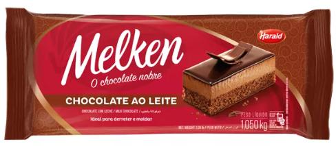 H.MELKEN BAR. AO LEITE 1,050 KG   102098