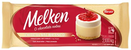 H.MELKEN BARRA BRANCO 2.100 KG 103150