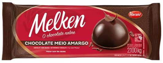 H.MELKEN BARRA MEIO AMARGO 2.100 KG 103151