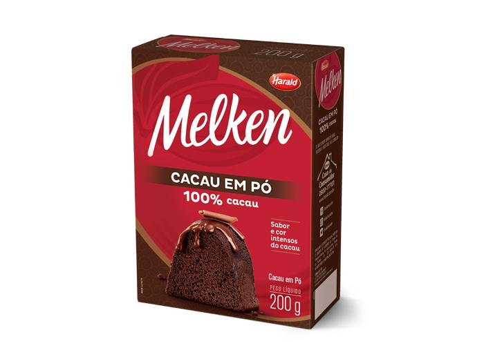 H.MELKEN PO 100 %  200 GR 101684