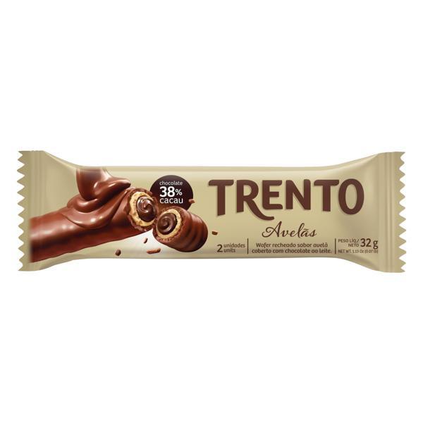 TRENTO 38% CACAU C/16