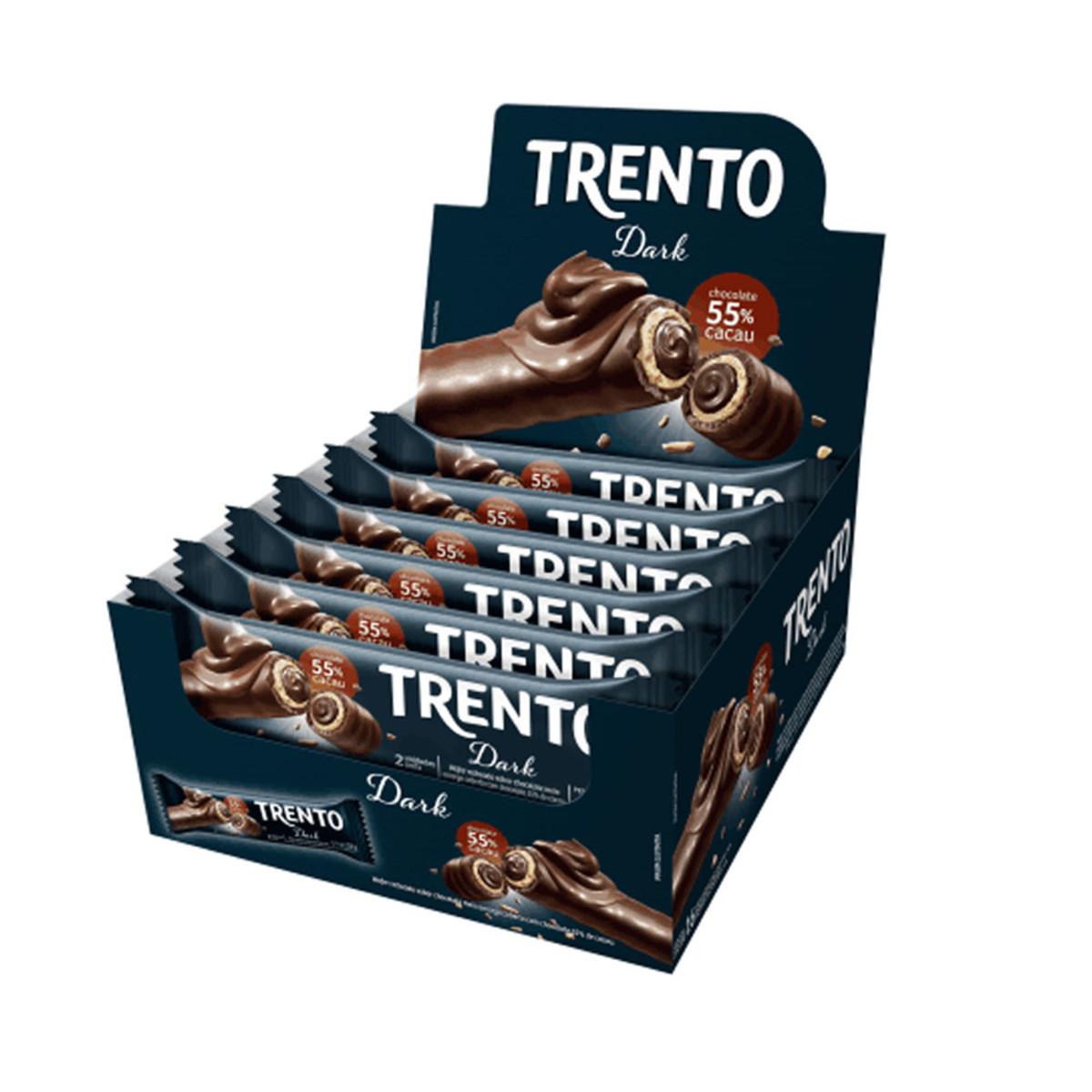 TRENTO DARK 55% C/16