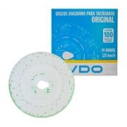 DISCO DIAGRAMA VDO 1D 125KM/H
