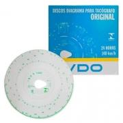 DISCO DIAGRAMA VDO 1D 140KM/H