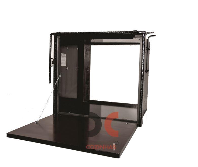 CAIXA GELADEIRA PC COZINHAS UNIVERSAL TRADICIONAL 0,70 X 0,67 X 0,64