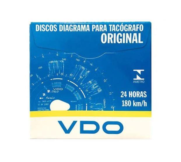 DISCO DIAGRAMA VDO 1D 180KM/H