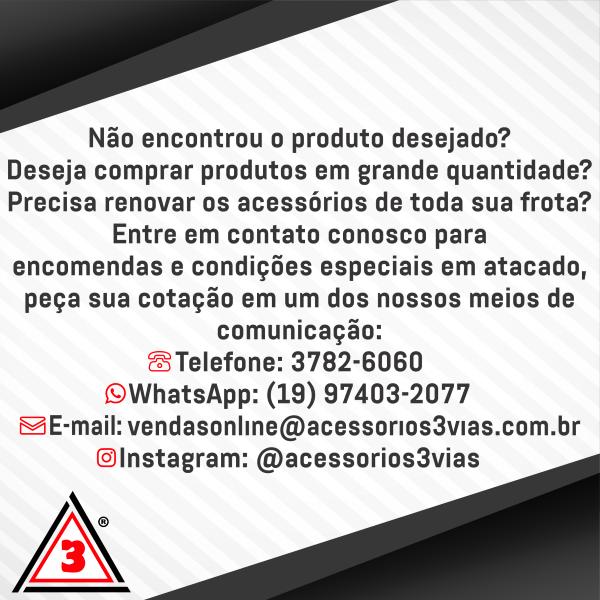 KIT SUPORTE FIXAÇÃO CAIXA FERRAMENTA 500MM LD/LE