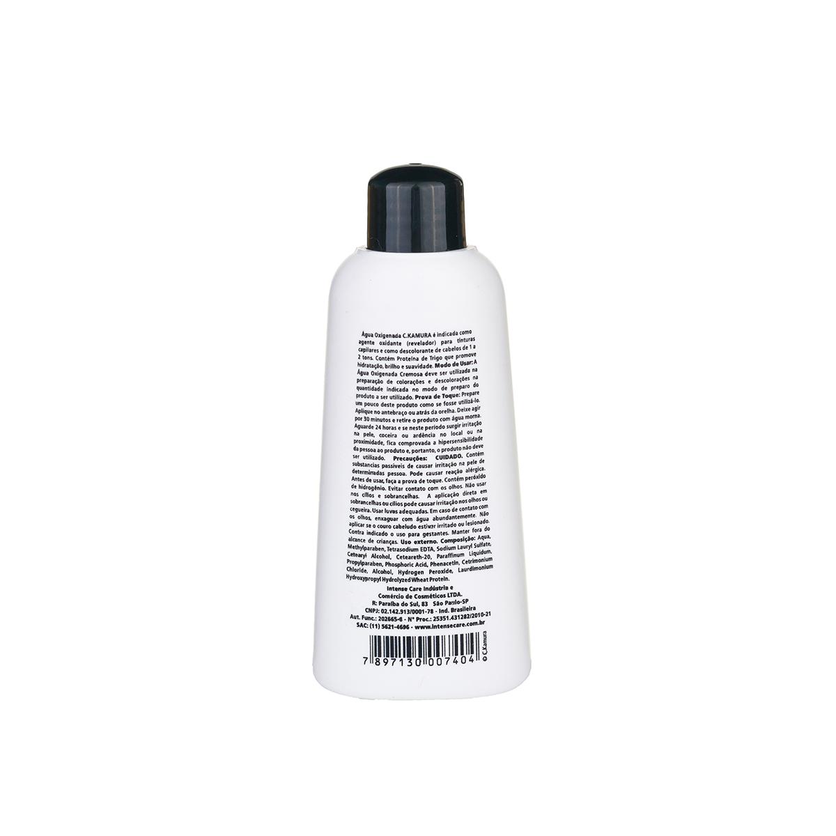Água Oxigenada Ckamura - 20 Vol. 75 ml