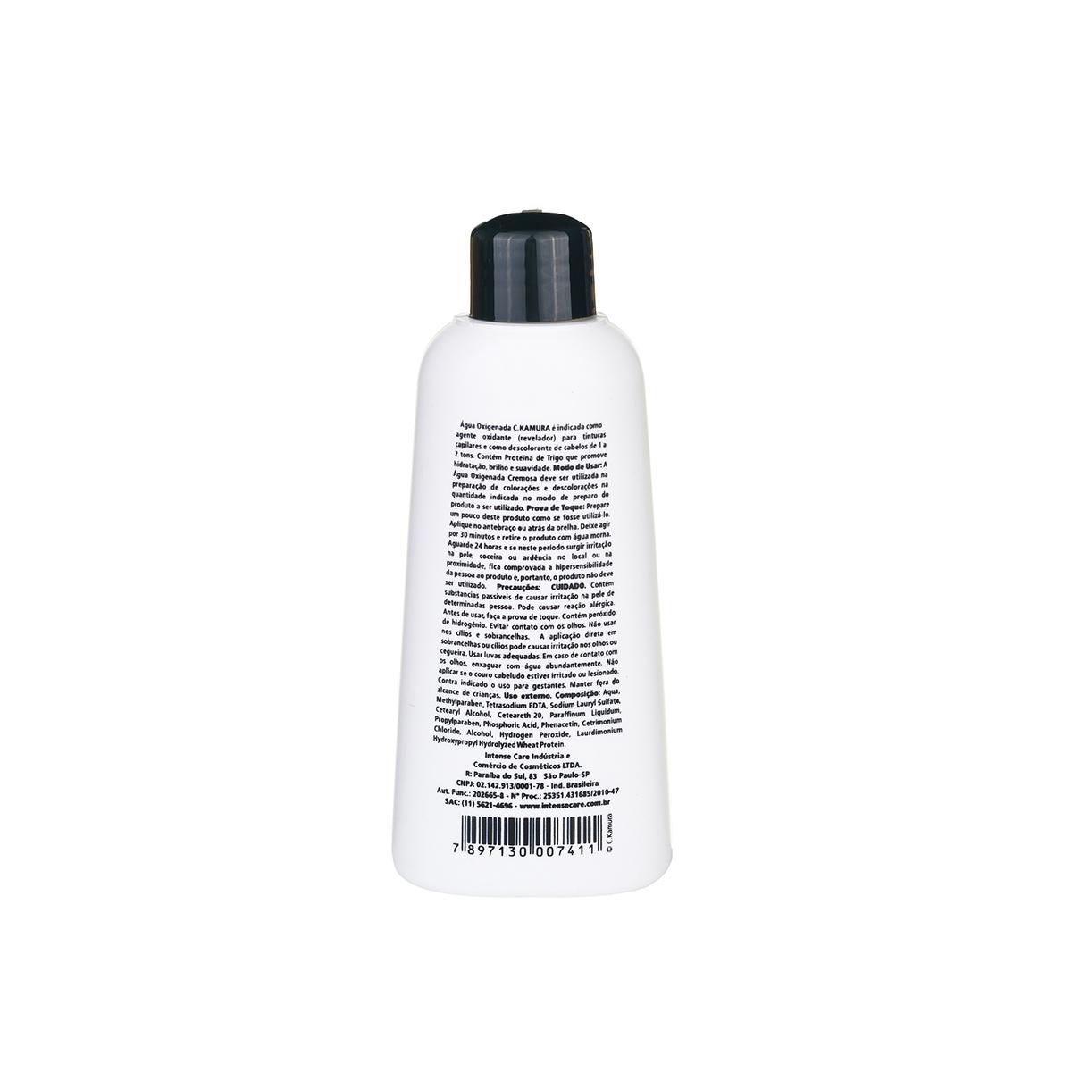 Água Oxigenada Ckamura - 30 Vol. 75ml