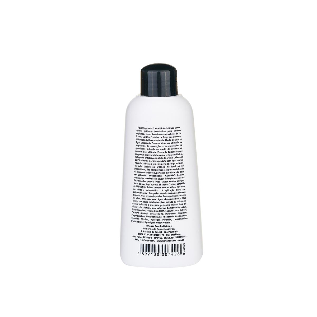 Água Oxigenada Ckamura - 40 Vol. 75 ml
