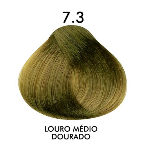 Coloração C.kamura Loruo Médio Dourado 7.3 50 G